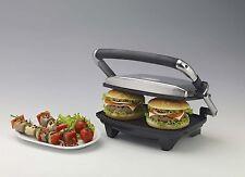 Piastra elettrica Ariete antiaderente bistecchiera toast grill 1911 new - Rotex