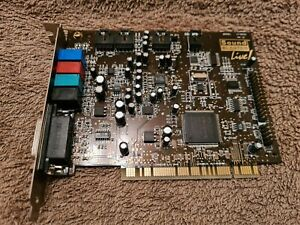 Creative Labs CT4830 Soundblaster Live PCI Sound Card