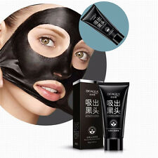 Black Mask Facial Care Blackhead Remover Acne Peeling off Deep Cleansing Hot HU