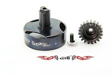 GTBracing LOSI 5IVE-T Overall holes M6 adjustable clutch cup +19 T Gear Set