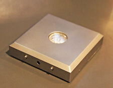 LED Leuchtsockel Mehrfarbig 3D 2D Laser Fotos Glaswürfel Geschenk zu Weihnachten