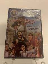 THE GEORGE MULLER STORY New Sealed DVD The Torchlighters Heroes of Faith