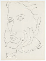 """Henri Matisse """"Divagations"""" from Verve 1937"""