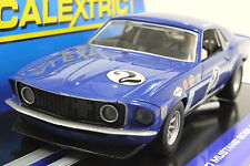 SCALEXTRIC C3539 MUSTANG TRANS AM BOSS 302 DAN GURNEY NEW 1/32 SLOT CAR * DPR *