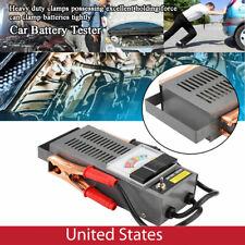 6V 12V Car Digital Battery Tester Load Volt Charging System Tester Analyzer