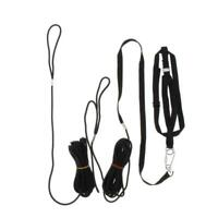 Pet Bird Harness and Leash for Macaw Cockatoos Medium to Large Breed Parrots