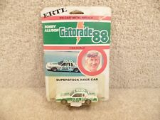 New 1990 ERTL 1:64 Scale Diecast NASCAR Bobby Allison Gatorade 1982 Buick Regal