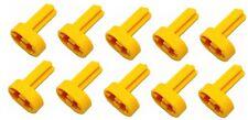 LEGO 10x Technic Yellow Engine Crankshaft (2853) NEW!!!!!