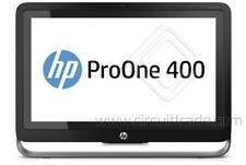 "HP 400 23"" AIO 1 X CORE I5 2.0GHZ 4590T 4TH GEN 4.0GB 500GB WIN 10 free KB mouse"