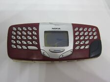 Nokia 5510 - Red (For Parts) Cellular Phone
