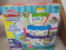 Play Doh Cake Mountain Sweet Shoppe Playset Recalled Penis Extractor New NIP