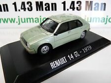 RE3E Voiture 1/43 M6 Universal Hobbies RENAULT 14 GTL 1979
