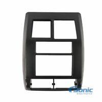 Metra 95-6549 Double DIN Dash Kit For Select 1997-2002 Jeep Wrangler Vehicles
