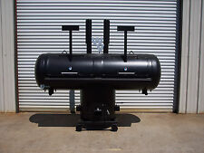 NEW Patio BBQ Pit Smoker Charcoal Grill Cooker for Concession Trailer