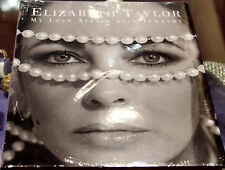"New Authentic Sealed Elizabeth Taylor: ""My Love Affair with Jewelry"" Book"