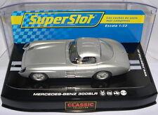SUPERSLOT H2914 MERCEDES BENZ 300 SLR BORGWARD ISABELLA 1957 COUPE SILVER