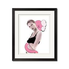Supreme x Bendy x Kate Moss Urban Street Poster Print 0031