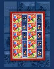 Australia australia 2003 Disney Mickey 75 years of Fun pequeños arcos mnh 2