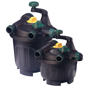 BLAGDON CLEAN POND MACHINE PRESSURE POND FILTER SYSTEM FOAM FREE FILTRATION UVC