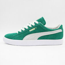 New Mens Puma Archive Suede 90681 OG Trainers UK 9 Kelly Green Sneakers 365942