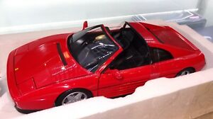 1:18 FERRARI 348TS - HOTWHEELS ELITE - BRAND NEW IN THE BOX