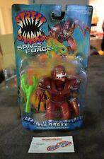 New Vintage Mattel Street Sharks Evil Draxx Acition Figure Space Force 1996