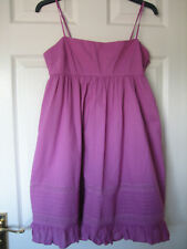 JACK WILLS SUN DRESS - SIZE 8 - NEW WITHOUT TAGS.