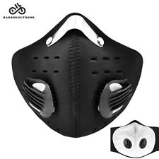 Cycling Shield Mouth Muffle with filter Outdoor Sports Dust Shield Protector