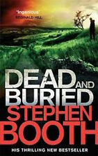 STEPHEN BOOTH ___ DEAD AND BURIED ___ BRAND NEW ___ FREEPOST UK