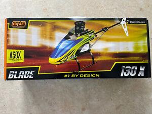 Blade 130X RC Helicopter AS3X Fly Barless Spektrum DSM2 DSMX Bind N Fly