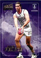 ✺New✺ 2020 FREMANTLE DOCKERS AFL Card ALEX PEARCE Dominance
