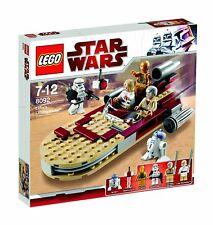 Lego Star Wars 8092 Luke's Landspeeder Fuori Produzione Raro no 75173