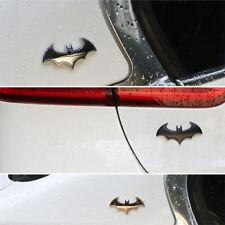 1x 3D Batman Metal Car Off Road Exterior Chrome Emblem Decal Sticker Accessories