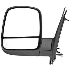 Fits 08-15 Chev Express GM Savana Left Driver Power Mirror Man Fold With Heat