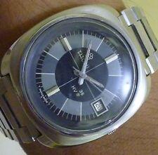 Rare Vintage Men TITONI Automatic Wrist Watch, Swiss Made, HV 36 Rotormatic