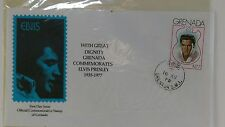 1978 Elvis Stamps First Day Issue Official Commemorative Stamp of Grenada
