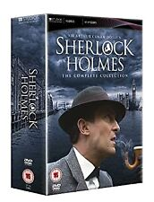 Sherlock Holmes: The Complete Collection [DVD], , Used; Good DVD