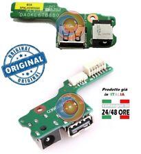 Scheda USB Board Connettore Alimentazione DC Power Jack LENOVO z470 Series