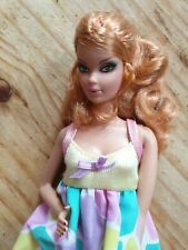 BARBIE STEFFIE FACE MODEL SUMMER MUSE DOLL BIG LIPS RED HAIR PJ KELLIE TRACY