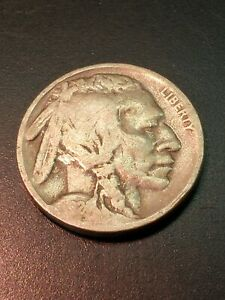 1924 D Buffalo Nickel.  Clear date, Very low mintage and nice details!