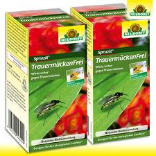 Neudorff Spruzit 2 x 30 ml TrauermückenFrei Gewächshaus Gießmittel Bekämpfung