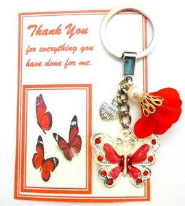 Thank You For Every Thing You have Done Gift Carer, Key Worker NHS Key ring