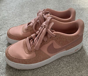 Nike Air Force 1 Low 'Leopard' pink size 5.5