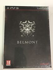 Castlevania 2 Lords Of The Shadow Belmont Playstation 3 Neuf **