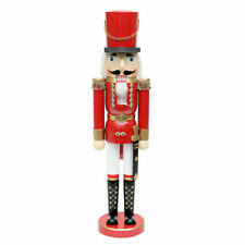 Giant Nutcracker Soldier in Red Coloured 50 Cm 30189