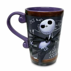 Disney Store Jack Skellington Color Changing Mug – The Nightmare Before Christma