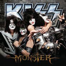 Disques vinyles rock monster LP