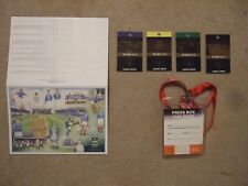 vip guest pass the chimes bar green top portsmouth v carlisle united 2014/15