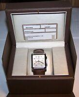 Nagelneu: Baume & Mercier Hampton Automatik HAU Chronograph ETA 2894-2 Box