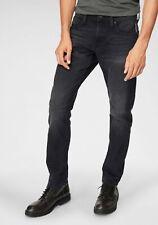 edc by Esprit Slim-fit-Jeans mit Wascheffekten , Größe: 33, Länge: 34 , B-Ware